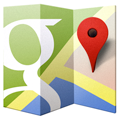 Please Check the big maps on Google Maps